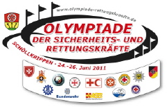 Olympiade der Sicherheits- und Rettungskräfte